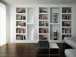 Libreria in Cartongesso a Roma